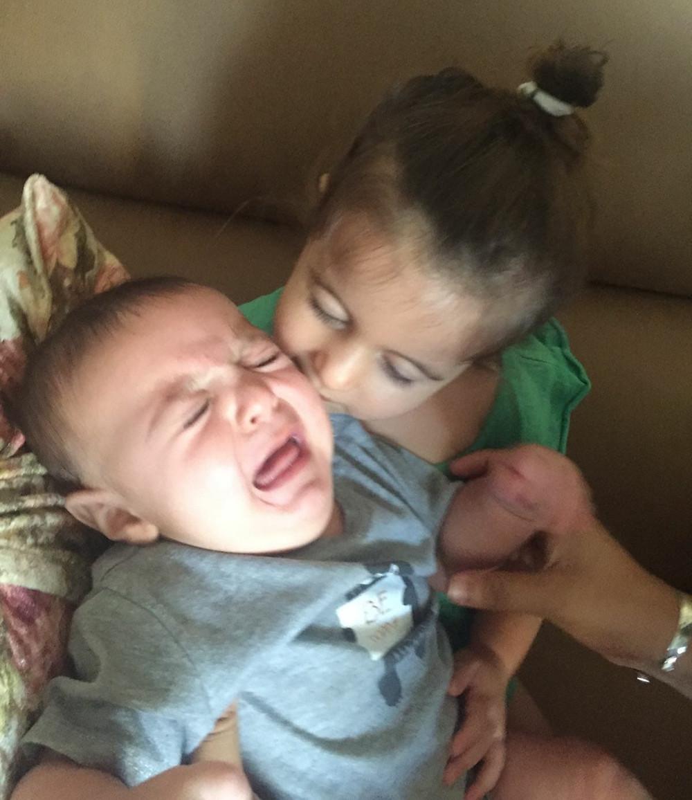 האם בכי של תינוק מסוכן?