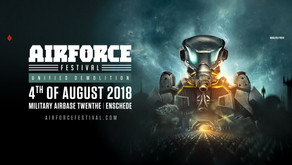 Striker play at AirForce Festival [04.08.18]