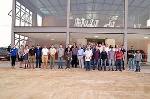 Fundação do IBPE em Minas do Leão - RS (Acervo IBPE)