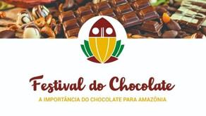 """Ananindeua recebe """"Festival do Chocolate"""" nos dias 14 e 15 de fevereiro"""
