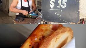 Des traditions cubaines - Par René Lopez Zayas - Les pizzas cubaines
