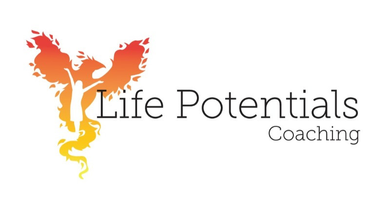 Life Potentials Life Coaching Logo by Origami Graphics