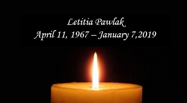 In Memory of Letitia Pawlak