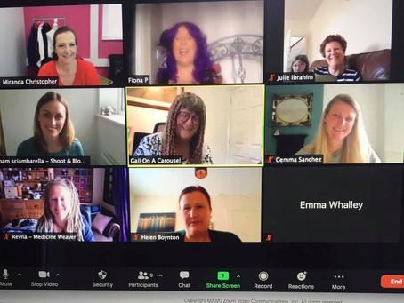 LGG Womens Online Networking Rawtenstall
