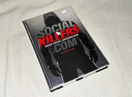 Social Killers: Amigos Virtuais, Assassinos Reais - RJ Parker e JJ Slate (resenha)
