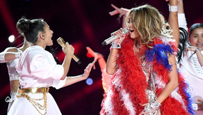 Will we own the show like Shakira and J-Lo?