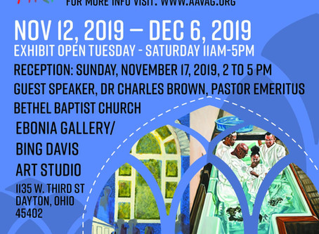HISTORIC AFRICAN AMERICAN  CHURCHES OF SOUTHWEST OHIO TRAVELING ART EXHIBIT