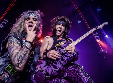 "Steel Panther Celebrate The Release Of ""Heavy Metal Rules"" at The Whisky A Go Go"