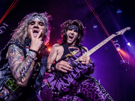 """Steel Panther Celebrate The Release Of """"Heavy Metal Rules"""" at The Whisky A Go Go"""