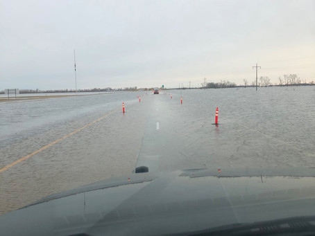 I-29 closes in North Dakota due to flooding