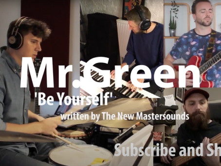 Latest Youtube Video with Mr.Green Jazz-funk band!
