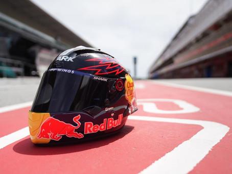 เปิดตัวหมวก Race-R Pro GP ลวดลายพิเศษสำหรับ Jorge Lorenzo ในสนาม Circuit de Barcelona-Catalunya
