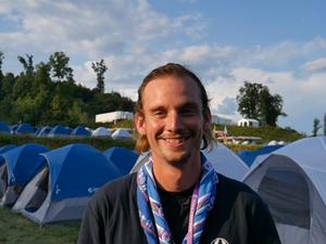 Jamboree Mondial 2019: au service du contingent français
