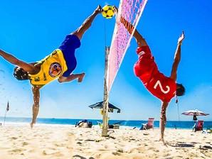Cidade de Porto Seguro recebe 2ª Etapa do Campeonato Baiano de Futevôlei