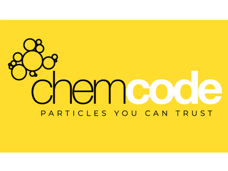 #FounderFriday – ChemCode | Particles You Can Trust