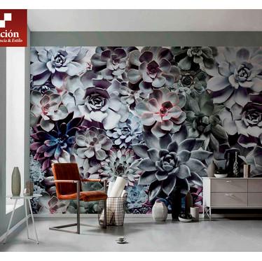 Dale una apariencia original e interesante a tus paredes con nuestros Fotomurales