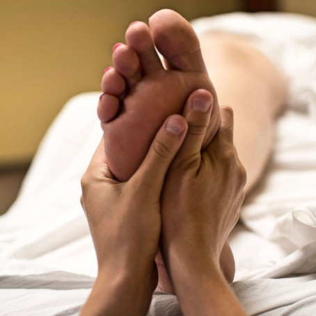 What are the Benefits of a Foot Massage?