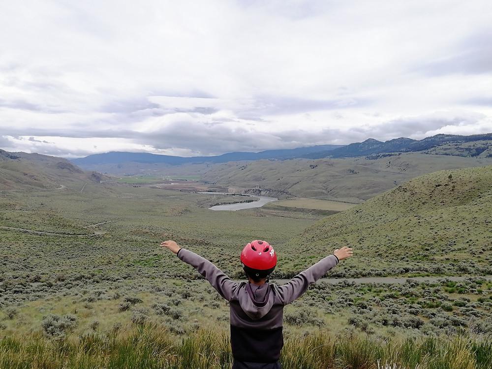 Tour du monde à vélo en famille : Canada