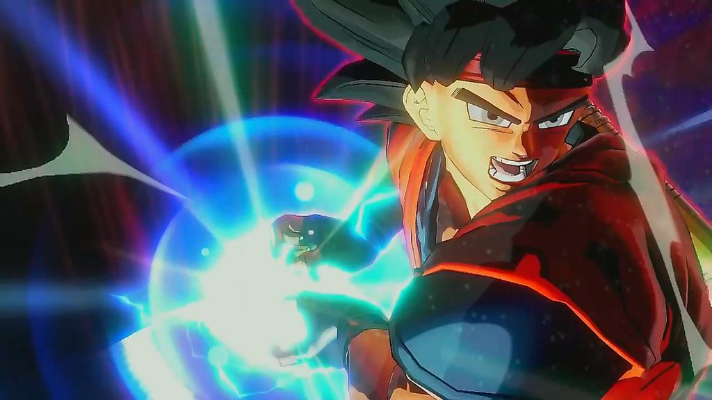 The Beyonders Dragon Ball Xenoverse 2 Mods