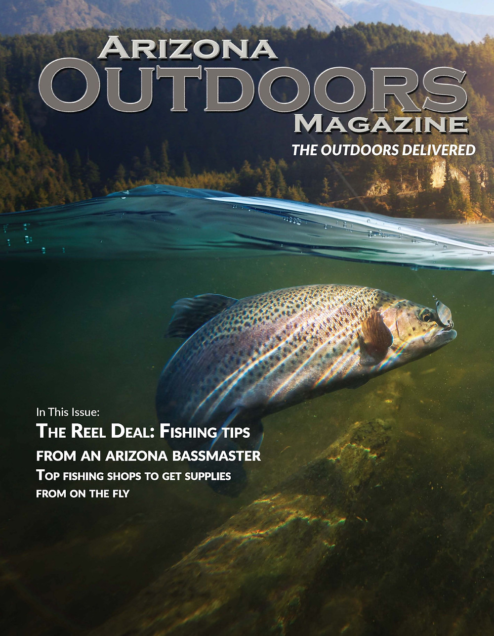 Arizona Outdoors Magazine