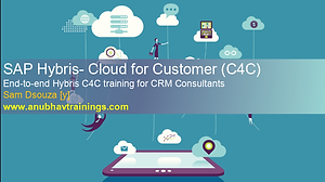 SAP Hybris C4C Training