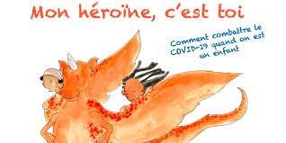 Un livre gratuit en ligne pour aider les enfants à lutter contre le coronavirus