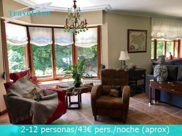 Caserio Arrigorri Di que viste este alojamiento en EscapadaRural  (+34)  616 969 512