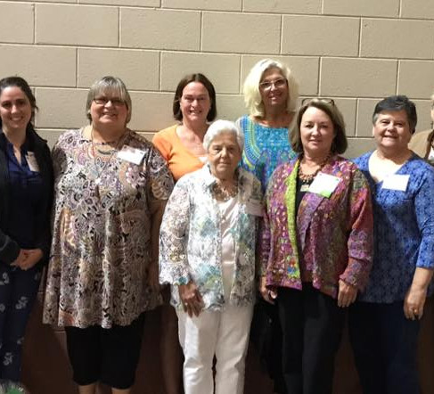 Jefferson County Ladies are Busy Bees