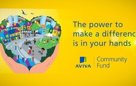 AVIVA COMMUNITY FUND goes live 26/08/2020