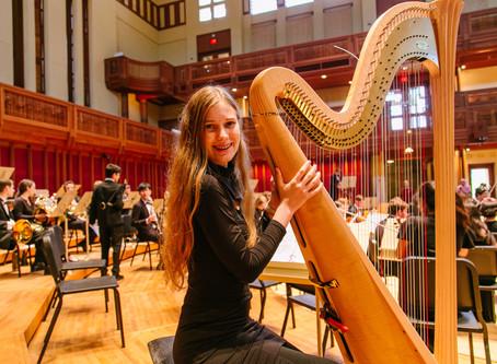Meet a Harpist!
