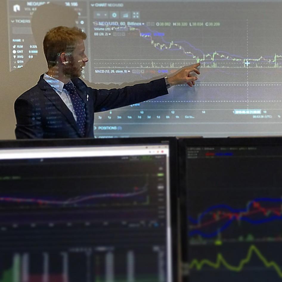 Trader profesional Jaime M Juez