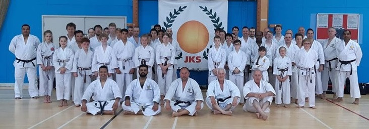 JKS Brown & Black Belt Course with Sensei Shyam Raithatha 5th Dan JKS, Sunday 2nd June 2019