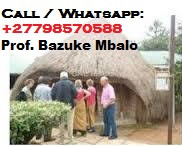 Prof. BAZUKE MBALO '+27798570588'. Is unique Traditional herbalist healer, Lost Love Spell Caster, Sangoma like no other; His regarded by many as the Greatest healer of this generation; # Bring back lost lover in (3days). # Strong love spells/Marriage spells # Do you want divorce or stop it? # Make him/her love yours alone. # Business and money boosting and customer attraction # Stop court cases(same day) # Do you have pregnancy complications? # Get a partner of your choice (3days). # Job and job promotion # Remove bad luck # Remove tokoloshe, cleansing of homes premises. # pass all assignments: Work interviews, school exams, soccer interviews  # win all chance games (lotto, casino, soccer bet, etc) # ultimate magic powers for Leadership, preachers(fellowships), sangomas DETAILED INFORMATION: CALL/WHATSAPP Prof. BAZUKE MBALO ' +27798570588 ' Email me: prof.mbalobazuka@gmail.com Visit my website: https://www.best-traditional-herbalist-healer.com/