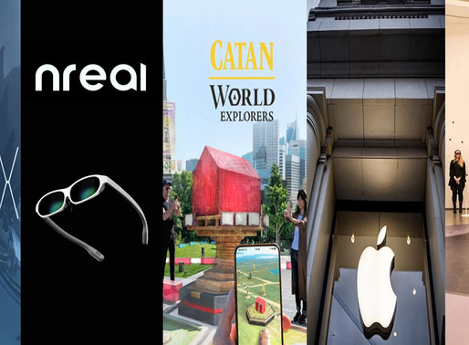 5 nouveautés VR/AR/MR attendues pour 2020