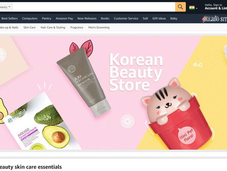 Amazon India partners with KOTRA Bengaluru to offer Korean beauty product