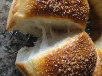 Sourdough Milk Bread ή Ψωμάκια με Γάλα και Προζύμι