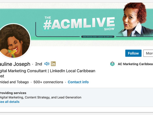 Tips to get your LinkedIn Profile Noticed in The Caribbean