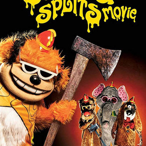 The Banana Splits 2019.  Dragging childhood kicking and screaming into the modern age.