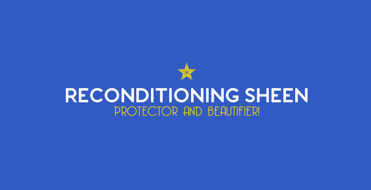 RECONDITIONING SHEEN