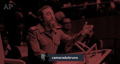 Fidel Castro só se tornou comunista repentinamente após 1959?