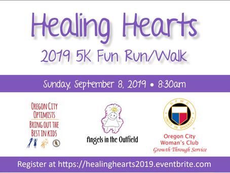 Healing Hearts 2019 5k Run