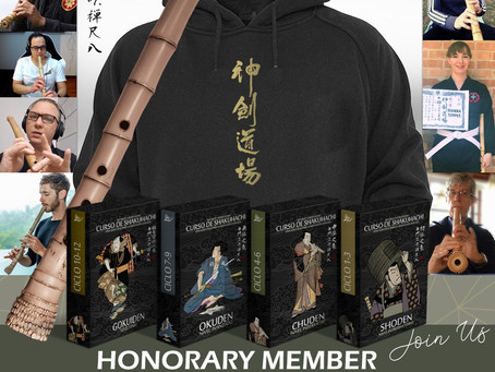 Honorary Membership - Convocatoria anual 2021