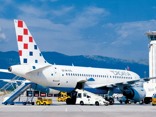 How to get from Split airport to Split?
