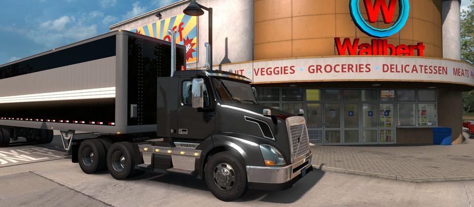 Review American Truck Simulator