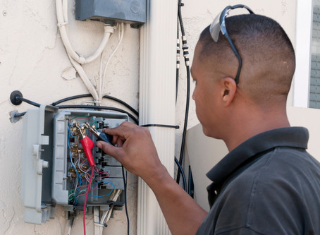 Blitz on Unlicensed Electrical Work and Bogus Advertising