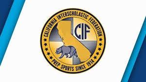 UPDATE in CIF 2020-21 School Year