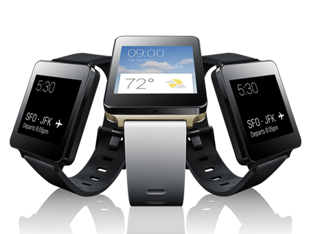LG G Watch (W100)
