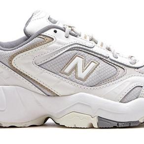 熱爆韓系女生Dad Shoes New Balance WX452