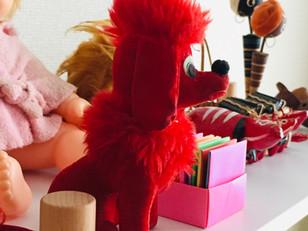 昭和の〝おがくず人形〟