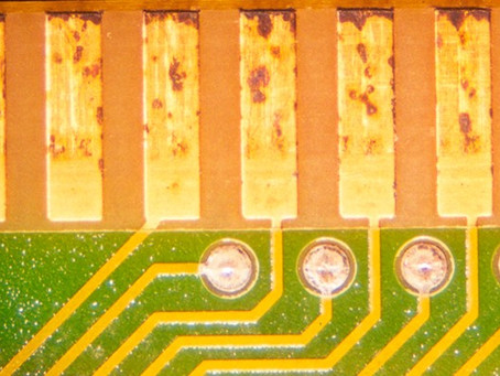 Mineral Oil and Corrosive Sulfur: What is eating away at your immersed electronics?